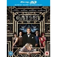 The Great Gatsby (Blu-ray 3D + Blu-ray + UV Copy)