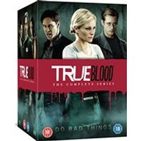 True Blood - Season 1-7
