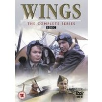 Wings the Complete Box-Set