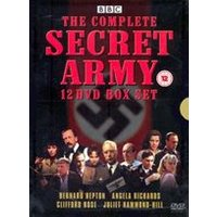 Secret Army - Complete Series 1, 2 And 3 (Box Set)