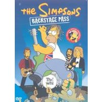 Simpsons, The - Backstage Pass