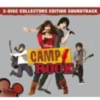 Original Soundtrack - Camp Rock [Collectors Edition CD + DVD] (Music CD)