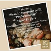Haydn: Missa in Tempore Belli; Salve Regina (Music CD)