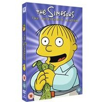 The Simpsons: Complete Season 13