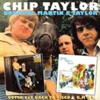 Chip Taylor - Gotta Get Back to Cisco (Music CD)