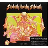 Black Sabbath - Sabbath Bloody Sabbath (Music CD)