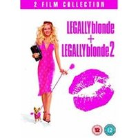Legally Blonde / Legally Blonde 2 - Red, White And Blonde
