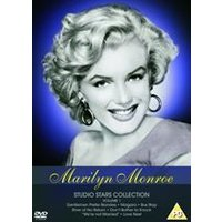 Marilyn Monroe - Vol. 1 (Seven Discs) Gentlemen Prefer Blondes,Niagra,Bus Stop,River of No Return,Dont Bother To Knock,We are Not Married,Love Nest