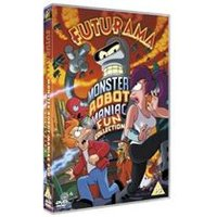Futurama - The Monster Robot Maniac Fun Collection (Animated)