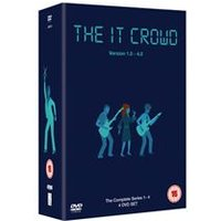 The IT Crowd - Complete Series 1-4 Box Set
