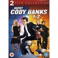 Agent Cody Bank & Agent Cody Banks 2 (Double Pack)