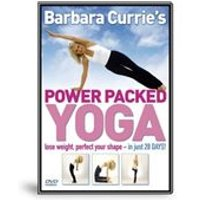 Barbara Currie - Power Packed Yoga