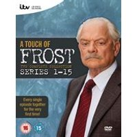 A Touch of Frost - Series 1-15 Complete