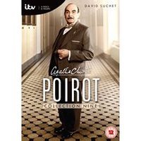 Agatha Christies Poirot - Collection 9 (Series 13)
