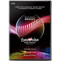 Various Artists - Eurovision Song Contest (Vienna 2015 /3 DVD)