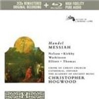 Christopher Hogwood - Handel: Messiah (Music CD)