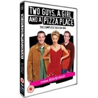 Two Guys, A Girl And A Pizza Place: Season 1 [DVD]
