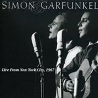 Simon And Garfunkel - Live From New York City (Music CD)