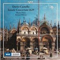 Dario Castello: Sonate Concertate 1629 (Music CD)