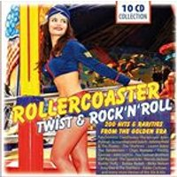 Various Artists - Rollercoaster (Twist & Rock n Roll) (Music CD)
