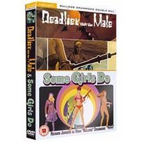 Deadlier Than The Male / Some Girls Do (Bulldog Drummond Double Bill)