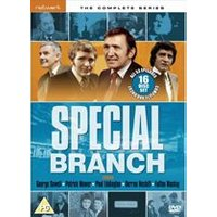 Special Branch - Series 1-4 - Complete
