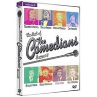 The Best Of The Comedians - Series 1-7 (7 discs)