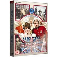 Virgin of the Secret Service: The Complete Series