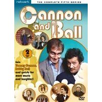 Cannon And Ball Show - Series 5 - Complete