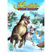 Balto - Wings Of Change (Animated)