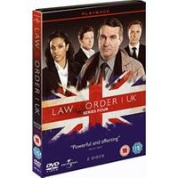 Law And Order UK - Series 4 - Complete