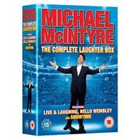 Michael Mcintyre The Complete Laughter Box