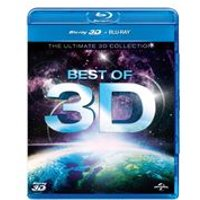 Best of 3D (Blu-ray)