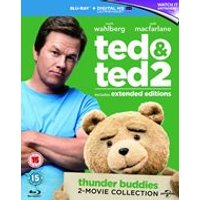 Ted / Ted 2 (Box Set) (Blu-Ray)
