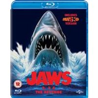 Jaws Box Set (Jaws 2/Jaws 3/Jaws: The Revenge) [Blu-ray] [1978]