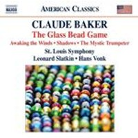 Claude Baker: The Glass Bead Game (Music CD)