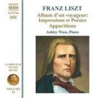 Liszt: Complete Piano Works Vol. 32 (Music CD)
