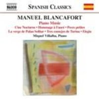 Blancafort: Piano Works, Vol 5 (Music CD)
