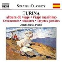 Turina: Piano Works, Vol. 7 (Music CD)