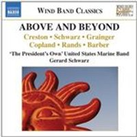Above and Beyond (Music CD)