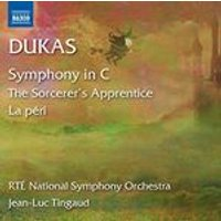 Dukas: Symphony in C; The Sorcerers Apprentice; La pri (Music CD)