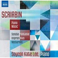 Scriabin: Piano Music (Music CD)
