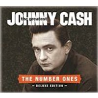 Johnny Cash - Greatest (The Number Ones) (Music CD)