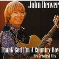 John Denver - Thank God Im A Country Boy (The Best Of John Denver) (Music CD)