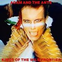 Adam Ant - Kings of the Wild Frontier (Music CD)
