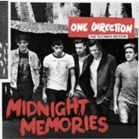 One Direction - Midnight Memories (Ultimate Edition) (Music CD)