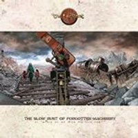 The Tangent - Slow Rust of Forgotten Machinery (Music CD)