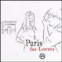 Various Artists - Paris For Lovers (Music CD)