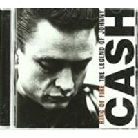 Johnny Cash - Ring Of Fire - The Legend Of (Music CD)