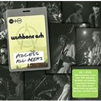 Wishbone Ash - Access All Areas + DVD (Music CD)